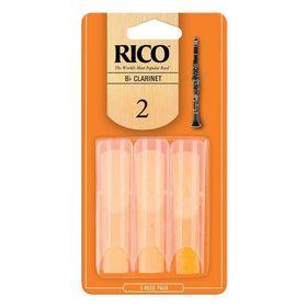 Трости Rico RCA0320   для кларнета Bb, размер 2.0, 3шт