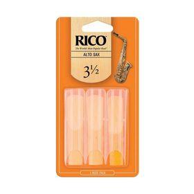Трости Rico RJA0335   для саксофона альт, размер 3.5, 3шт