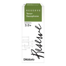 Трости Rico DKR02305 Reserve  для саксофона тенор, размер 3.0+, 2шт