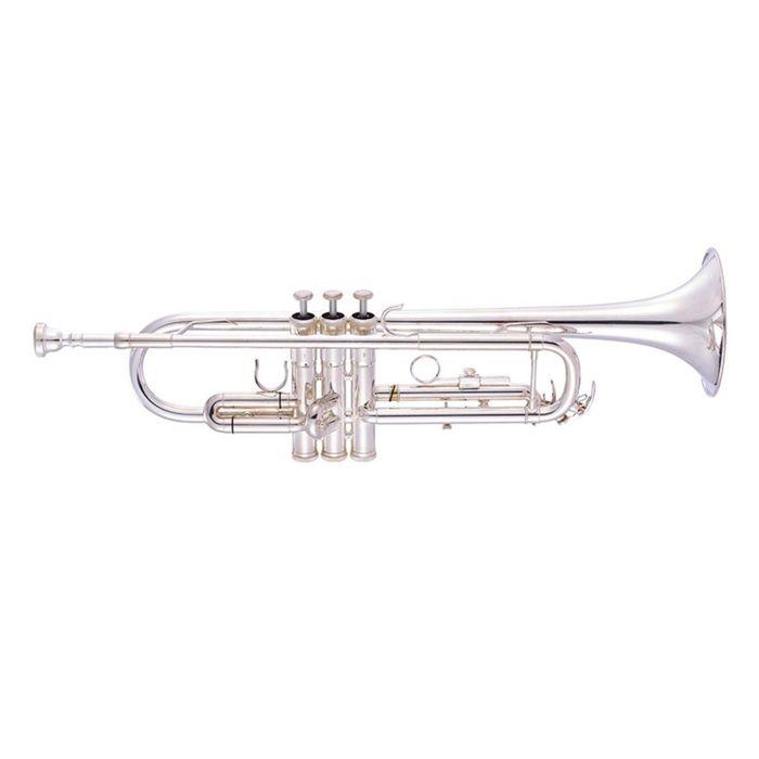 Труба Bb John Packer JP051S , посеребренная