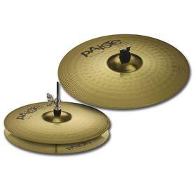 """Комплект тарелок Paiste 000014ES14 101 Brass Essential Set  14/18"""""""