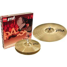 """Комплект тарелок Paiste 000063ES14 PST 3 Essential Set  14/18"""""""