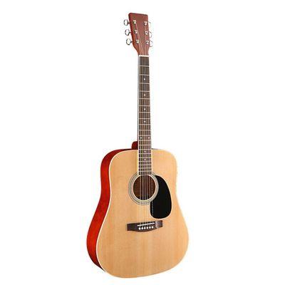 Акустическая гитара HOMAGE LF-4110-N - Фото 1