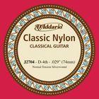 Отдельная 4-ая струна D'Addario J2704 Classical  для классической гитары, нейлон