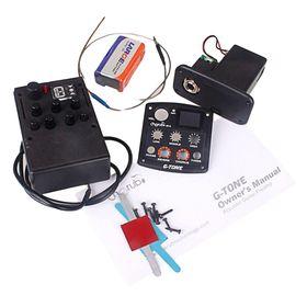 Гитарный эквалайзер Cherub GT-4  цифровой 3-х полосный с тюнером