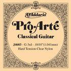 Отдельная 3-я струна D'Addario J4603 Pro-Arte  для классической гитары, нейлон