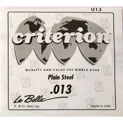 Отдельная струна La Bella CPS013  сталь, 013 - Фото 1
