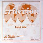Отдельная 3-я струна La Bella CGW022  бронза, 022