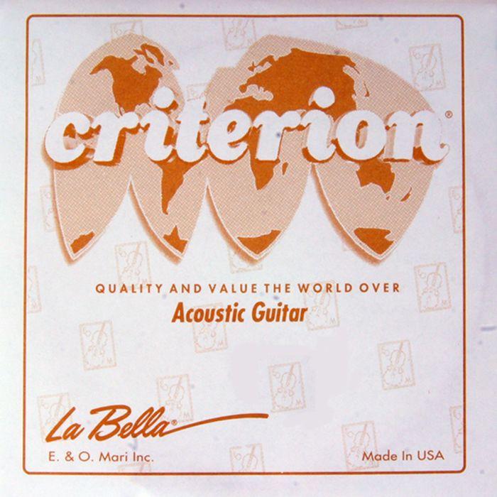Отдельная струна La Bella CGW024  бронза, 024