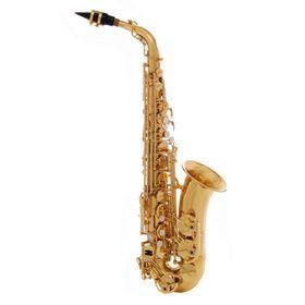 Саксофон-альт John Packer JP045G  Eb, золотой лак