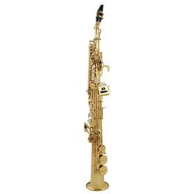 Саксофон-сопрано John Packer JP043G  Bb, прямой, золотой лак
