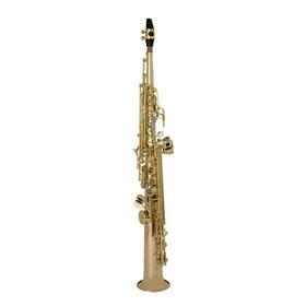 Саксофон-сопрано John Packer JP243  Bb, лакированный