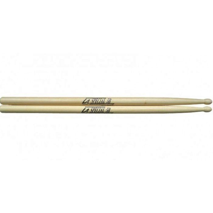 Барабанные палочки Pro Mark LA5BW L.A. Special 5B орех, деревянный наконечник