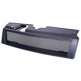Решётка радиатора ВАЗ 2110-12, сетка-спорт, некрашеная Ош