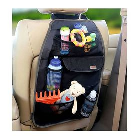 Накидка-органайзер, на спинку сидения, Siger ORG-4 с комбинированными карманами
