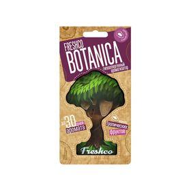 Ароматизатор подвесной картонный 'Botanica', тропические фрукты Ош