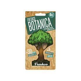 Ароматизатор подвесной картонный 'Botanica', хвойный лес Ош
