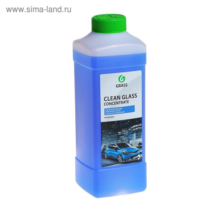 Очиститель стёкол Grass Clean glass concentrate, 1 л