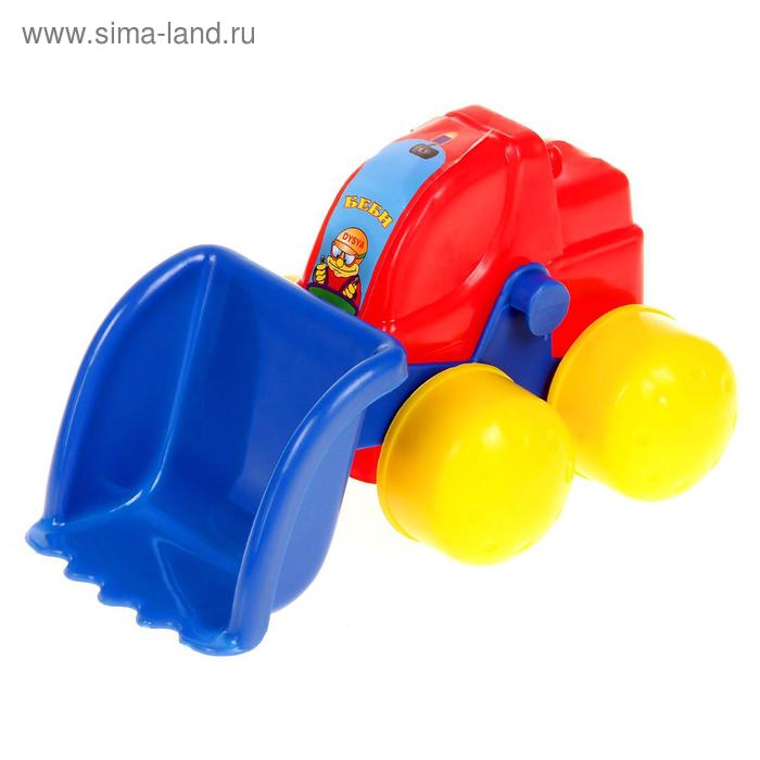 Детская машинка «Бульдозер», МИКС