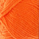 """Пряжа """"Bambino marvel"""" 25% шерсть, 75% акрил 130м/50гр (9006 оранжевый)"""
