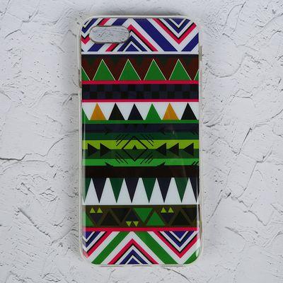 Чехол LuazON для iPhone 7, орнамент MZF-0045