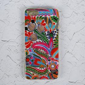 Чехол Luazon для iPhone 7, орнамент MZF-0139 Ош