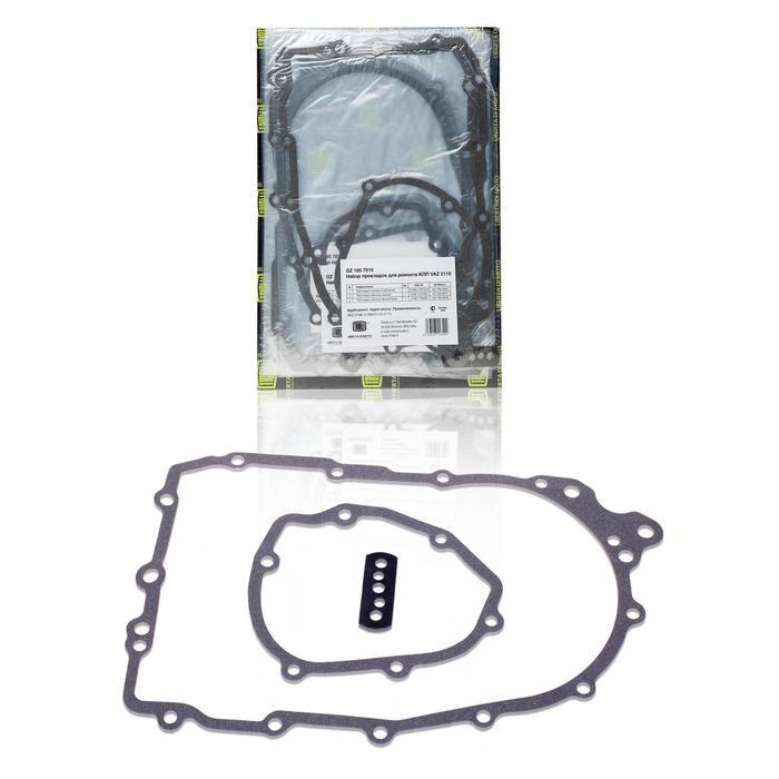 Набор прокладок КПП ВАЗ 2110 21093-1701018, TRIALLI GZ 105 7016