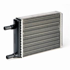 Радиатор отопителя для автомобилей 3302 (16мм) GAZ 3302-8101060, LUZAR LRh 0302 Ош