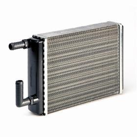 Радиатор отопителя 3302 салонный GAZ 3221-8101060, LUZAR LRh 0321 Ош
