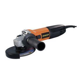 Углошлифовальная машина ЭНКОР 720/125, 720Вт, 11000 об/мин,  диск 125 мм