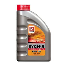 Тормозная жидкость Лукойл ДОТ-4 0,910 кг 1338295 Ош
