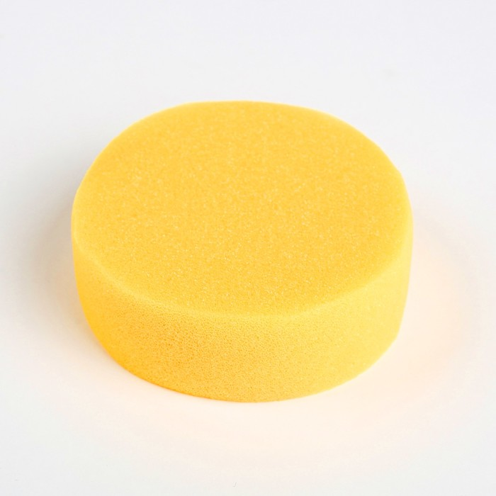 Губка-аппликатор ZEBRA, для нанесения полироли