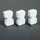 Таблетированный стеклоочиститель ZEBRA, всесезонный, 3 таблетки