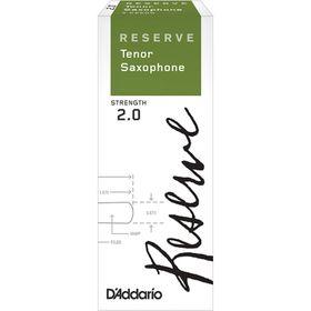 Трости для саксофона Rico DKR0220 Reserve тенор, размер 2.0, 2шт