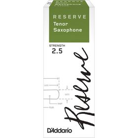 Трости для саксофона Rico DKR0225 Reserve тенор, размер 2.5, 2шт