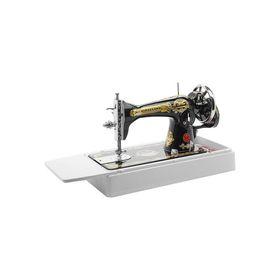 Швейная машина Dragonfly JA 2-2, механическая, 1 операция, ручная, чёрная Ош