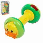 Развивающая игрушка «Забавная гантелька» со световыми и звуковыми эффектами, МИКС