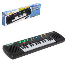 Детский музыкальный инструмент «Синтезатор: Музыкальная феерия», с микрофоном, 31 клавиша Ош