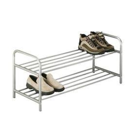 Полка для обуви металл