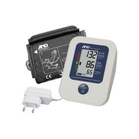 Тонометр электронный на плечо AND UA-888, эконом с адаптером, автоматический