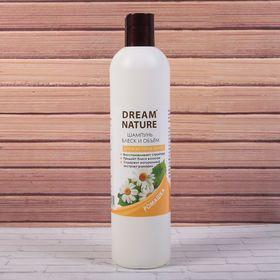 """Шампунь для волос Блеск и объем Dream Nature """"Ромашка"""", 400 мл"""
