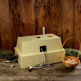 Инкубатор бытовой «Золушка», на 28 яиц, автоматический переворот, 220 В/12 В Ош