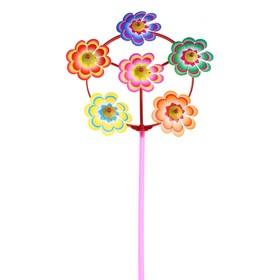 Ветерок «Цветок шестерка», перелив Ош