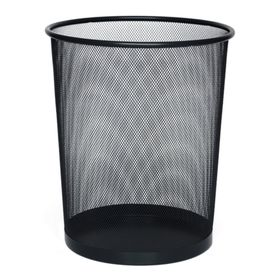 Корзина для мусора, размер 26х28 см, металл
