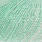 "Пряжа ""Baby Wool Batik"" 40% шерсть, 40% акрил, 20% бамбук 175м/50гр (2131 желто-зел.)"