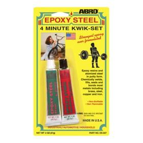 Клей эпоксидный ABRO ES-508, высокопрочный, 14,2 г Ош