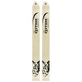 Лыжи охотничьи дерево-пластиковые «Охотник» 155 см