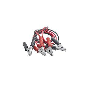 Провода пусковые 'ГЛАВДОР' 200А, 2 м, медные, черная-красная обмотка Ош