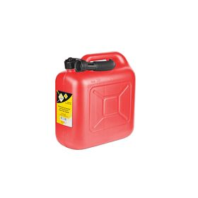 Канистра пластиковая для технических жидкостей, красная 10 л 'ГЛАВДОР' Ош