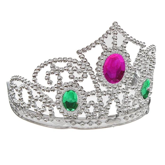 Корона Принцесса, с рубином
